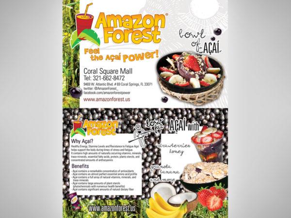 <span>Amazon forest</span><i>→</i>